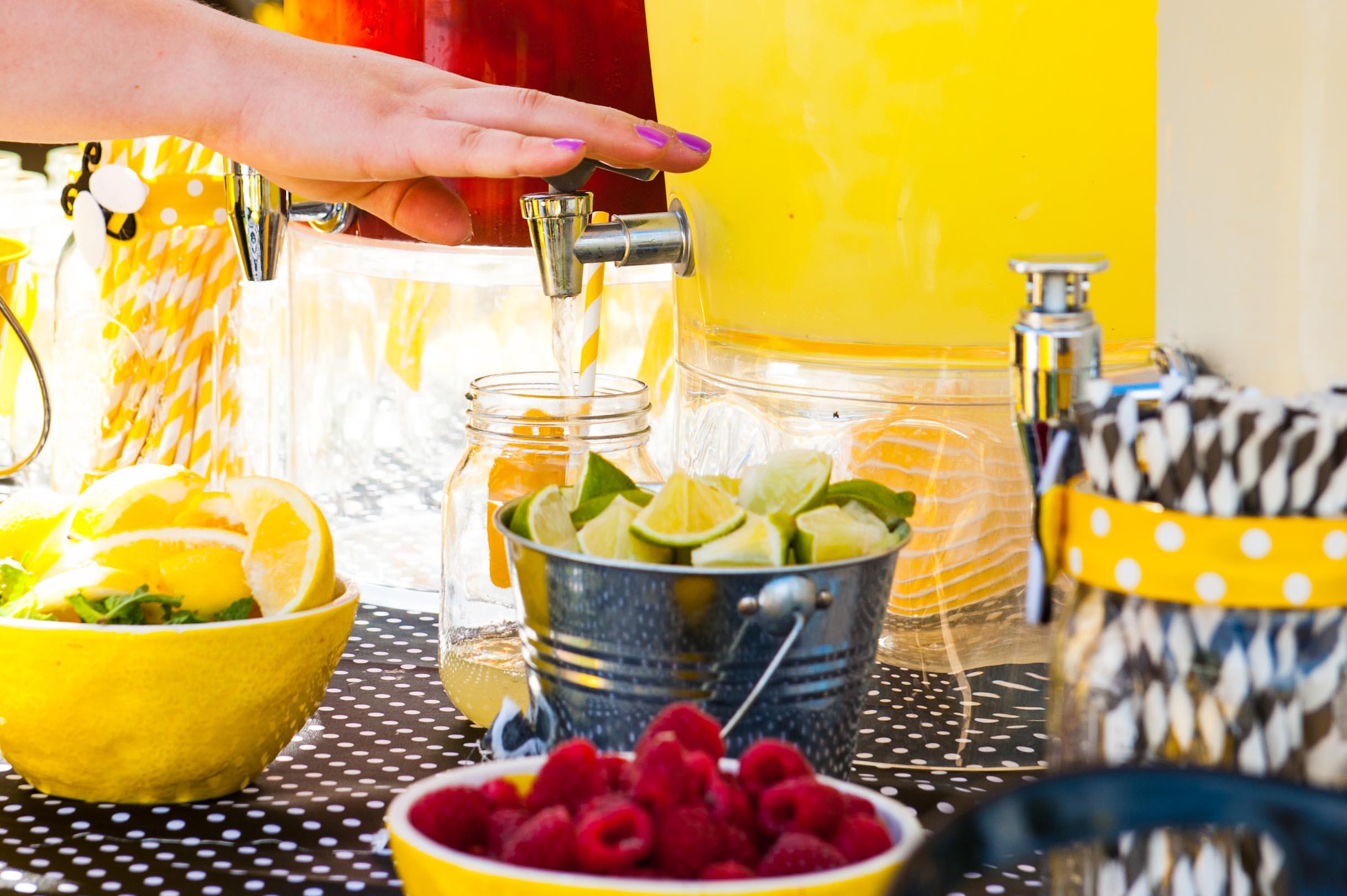 Fun to Bee One Lemonade