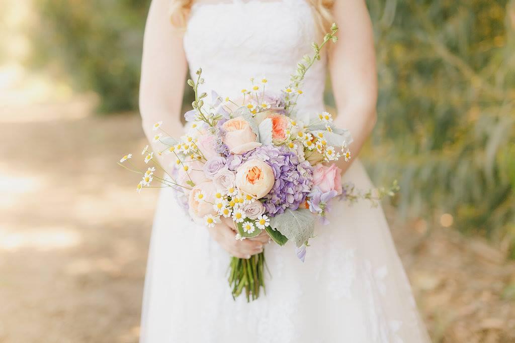 Bridal Bouquet by Down Emery Lane.