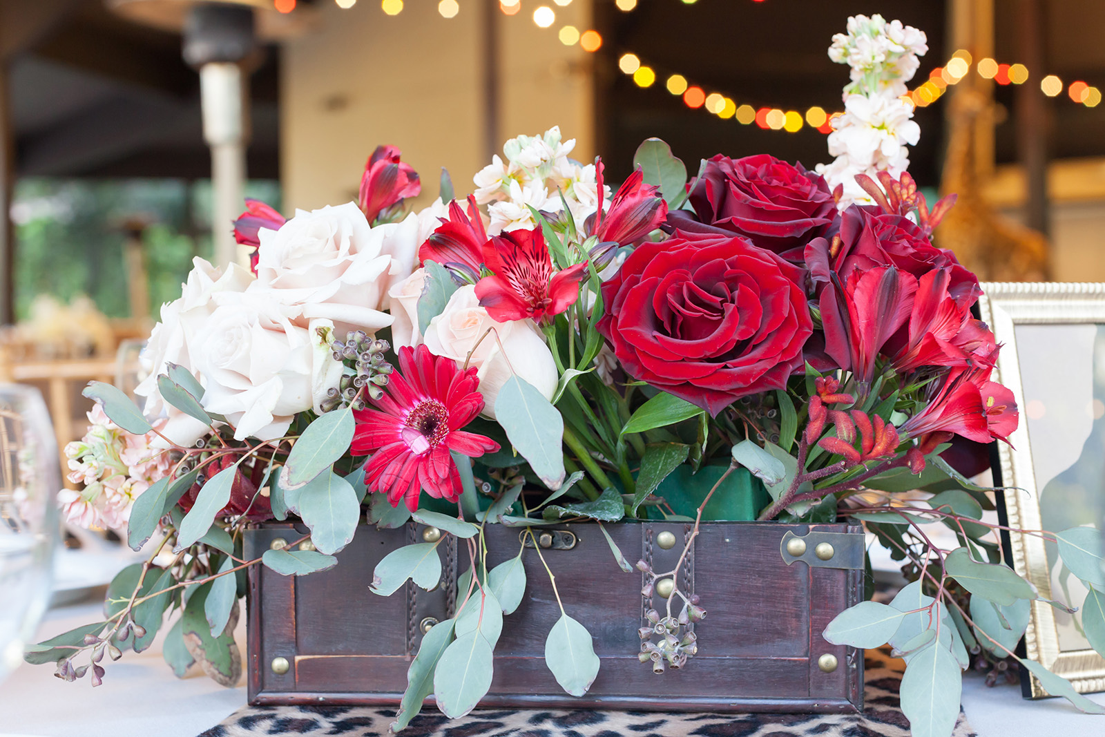 LA Zoo Gala // Decorations and Flowers by Down Emery Lane