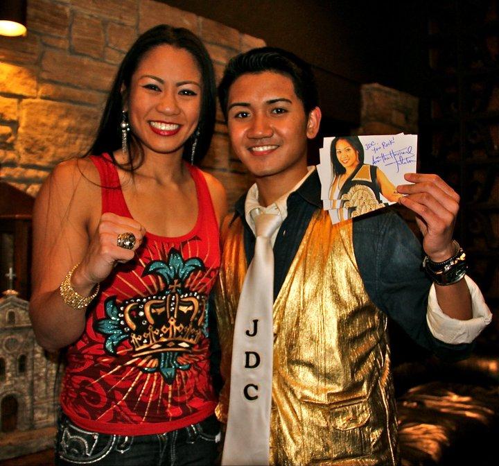 World Boxing Champion - Ana Julaton