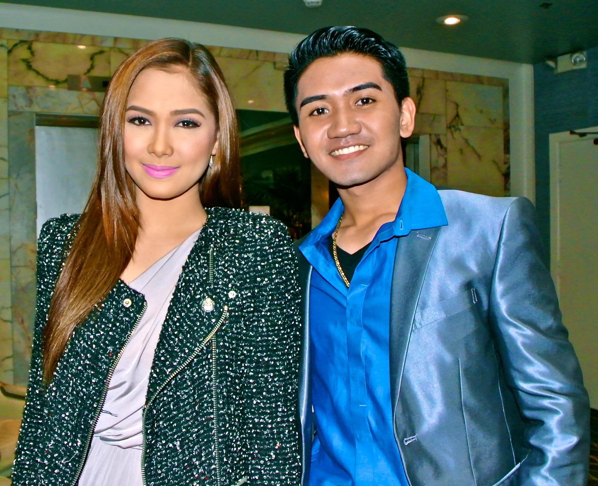 Filipina Actress - Maja Salvador