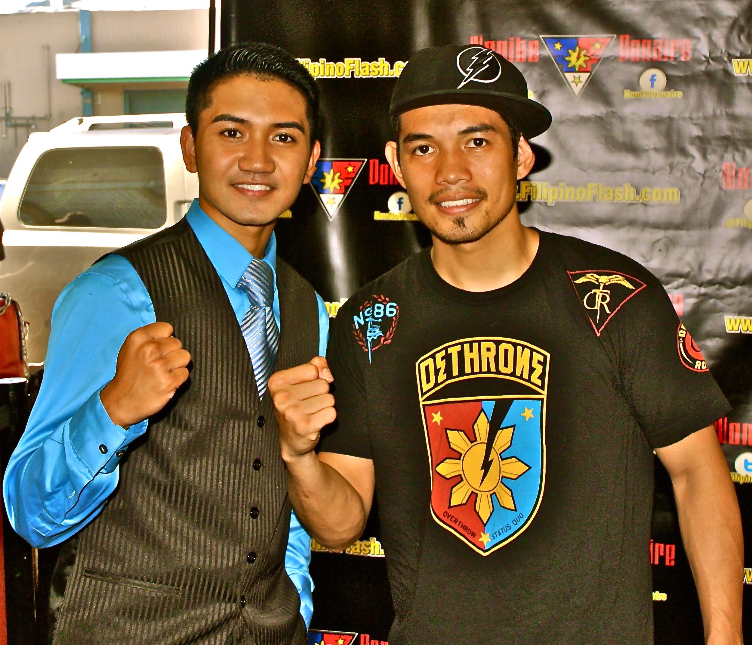 4x World Boxing Champion - Nonito Donaire Jr.