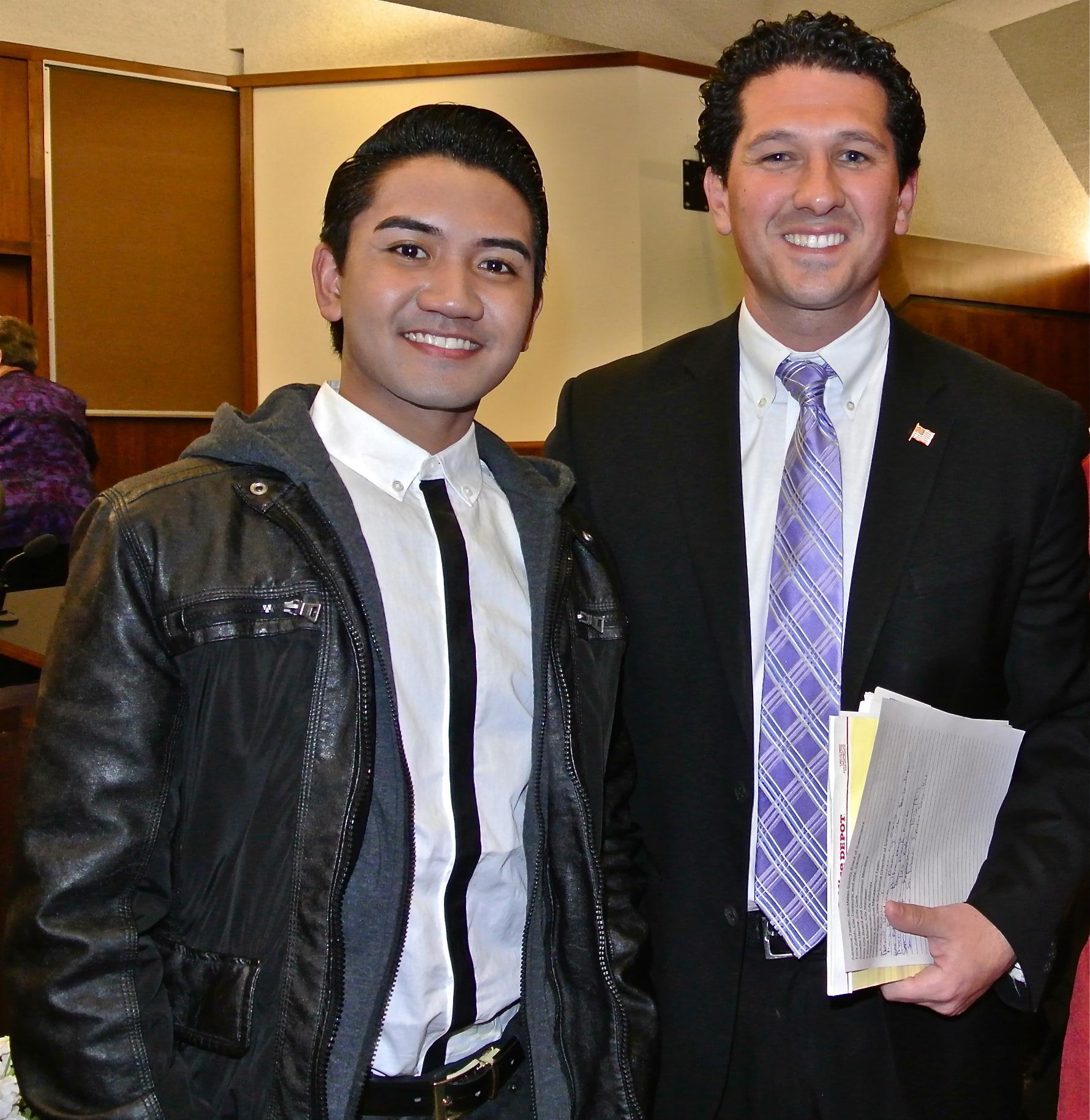 Mayor of Daly City - Dave Canepa
