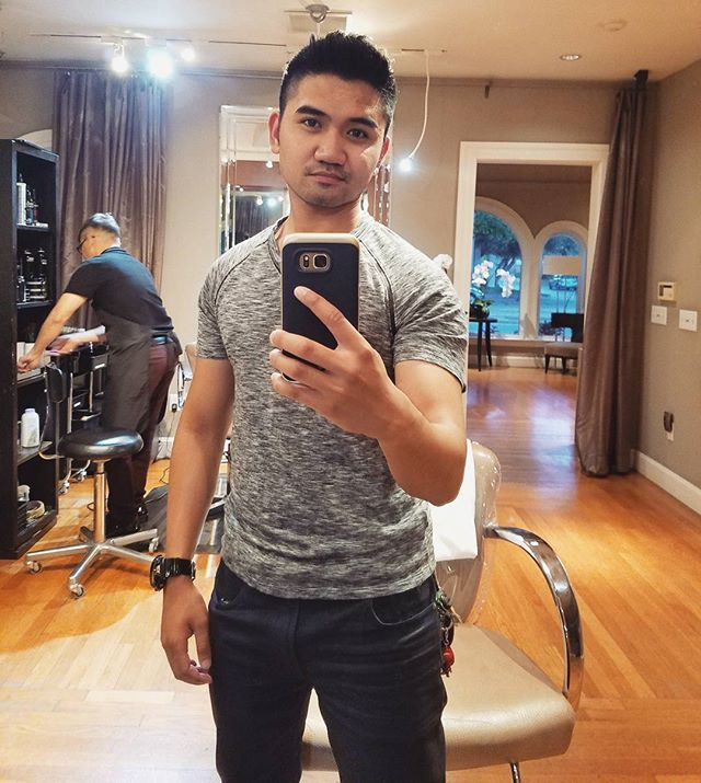 Goodnight people! Hope ya'll had a great Saturday! 😊✌#jojohairstudio #newhair #newhaircut #haircut