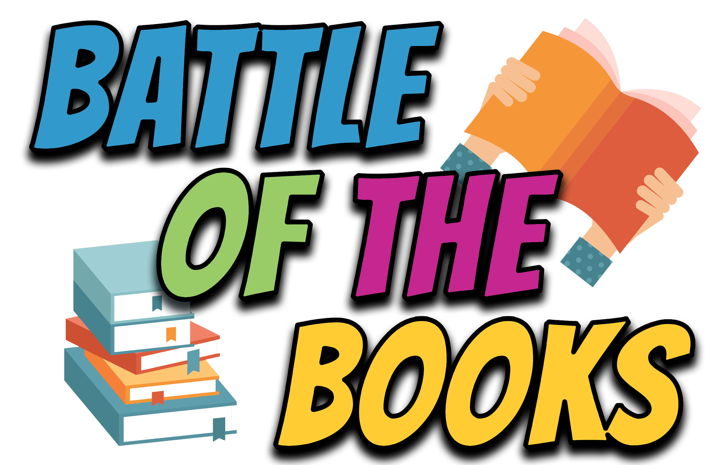 Battle of the Books - Teams of 5th-grade students read librarian-selected books and then compete in a fun Quiz Bowl-style competition at the library!