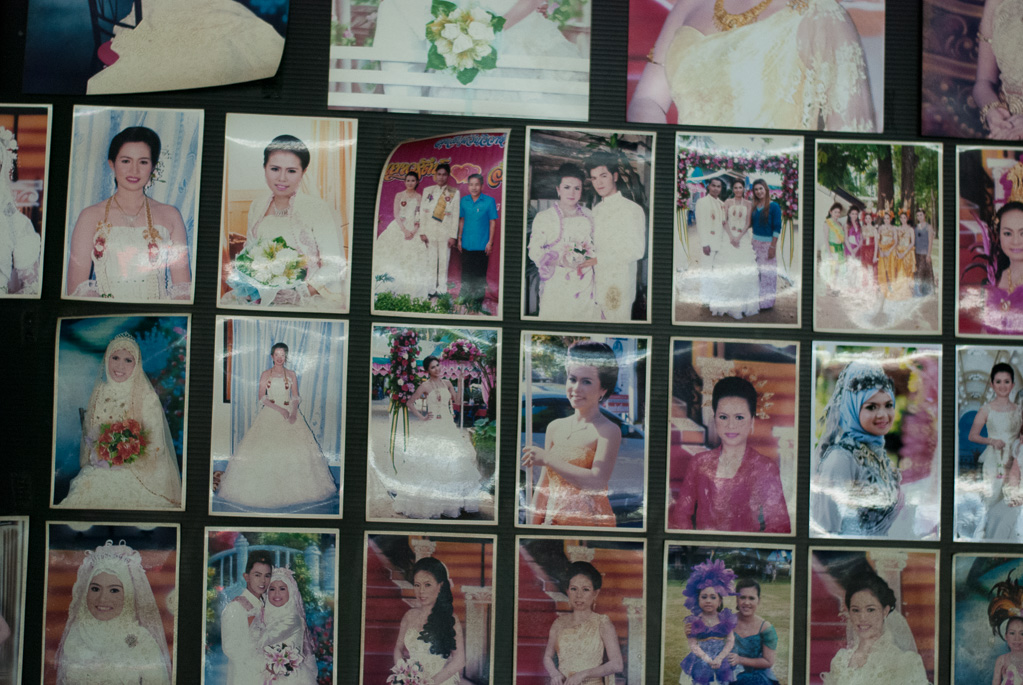 Portraits of brides, Thasala