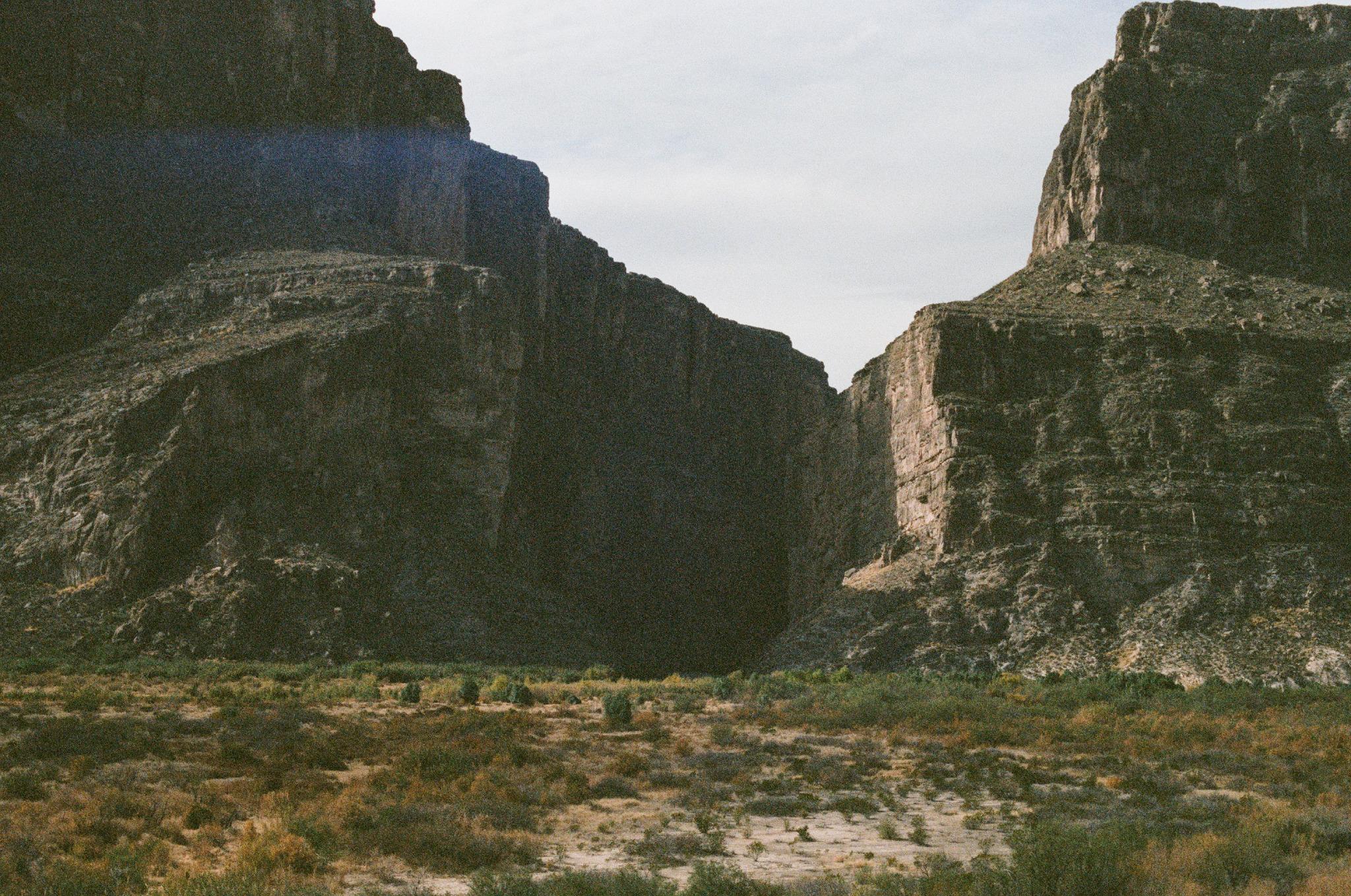 Santa Elena Canyon, Big Bend National Park, 2017