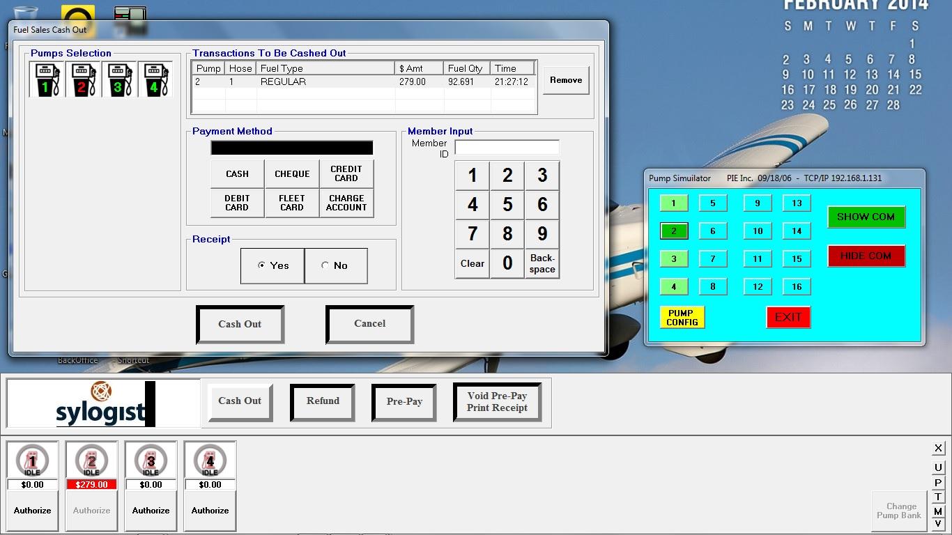 Fuel Management Software.