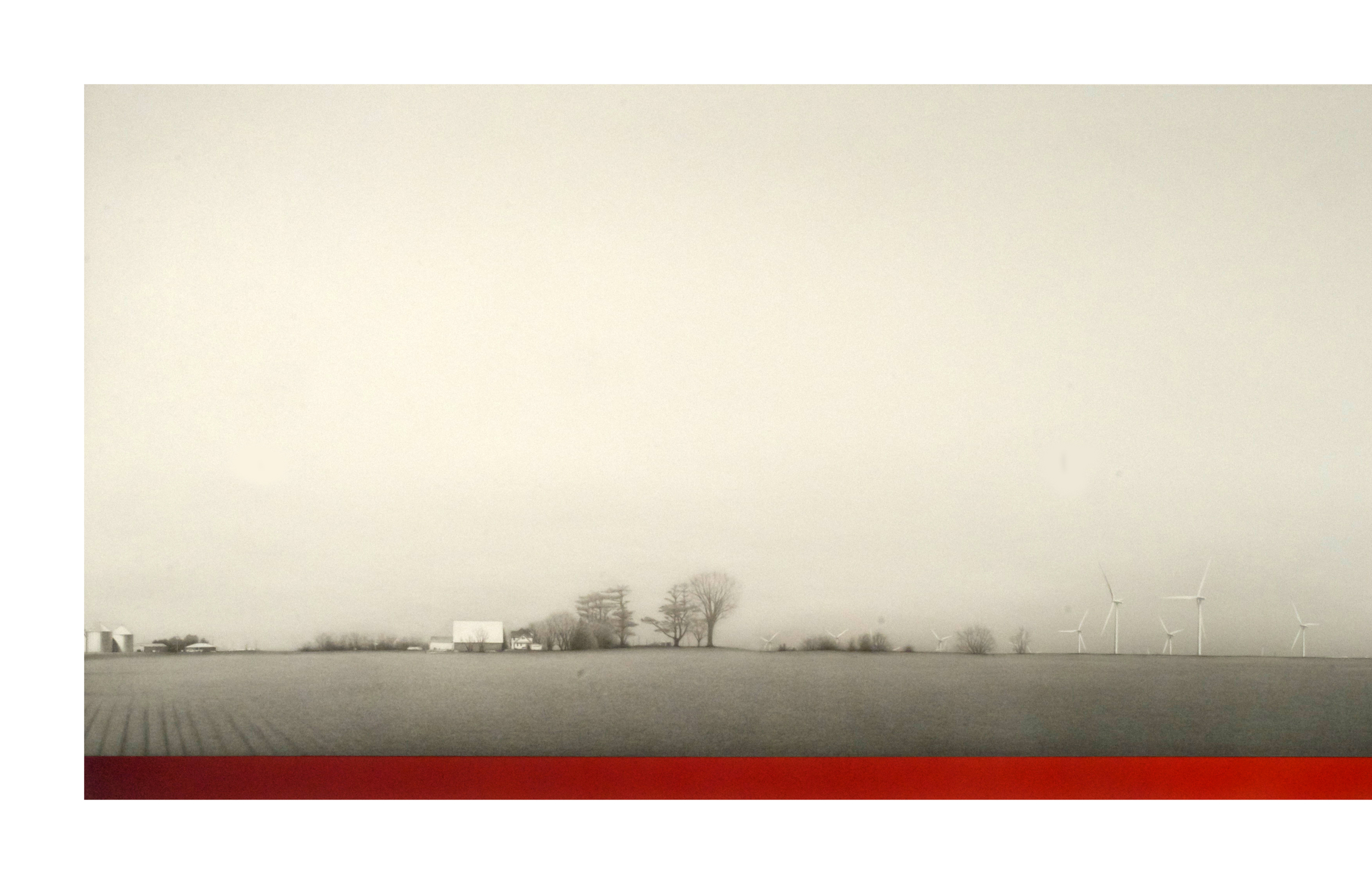 Big horizontal prairie # 2 (detail)