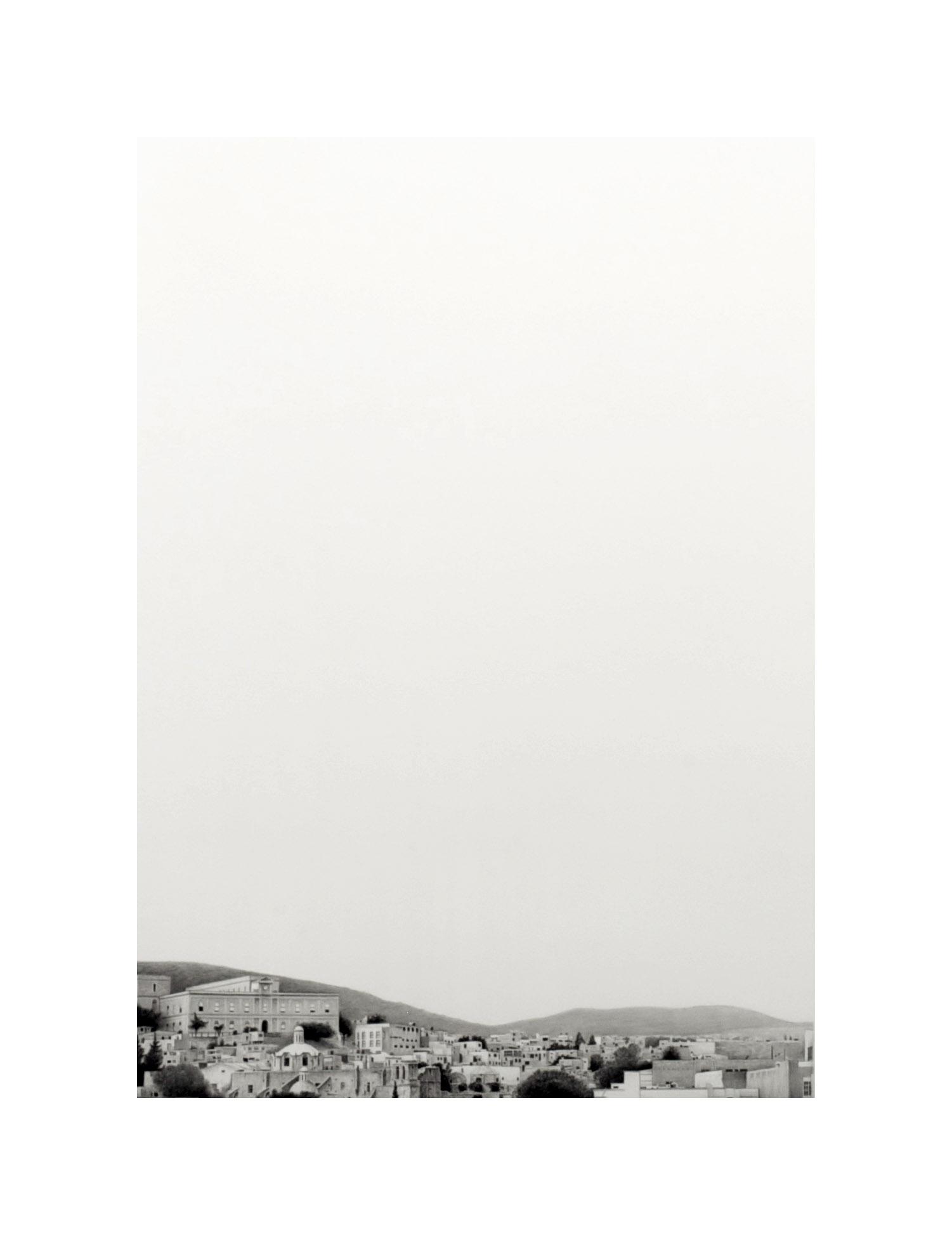 Cityscape # 2 Zacatecas, Mexico (Detail)