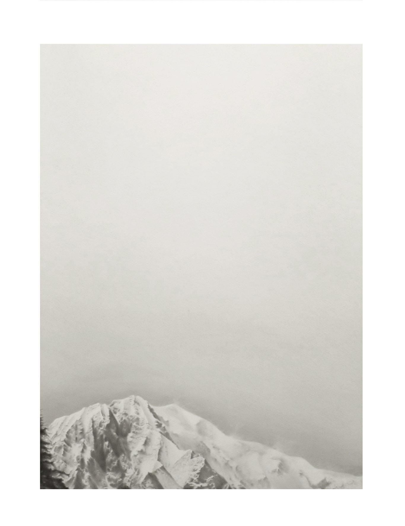 Mont Blanc # 2 (Detail)