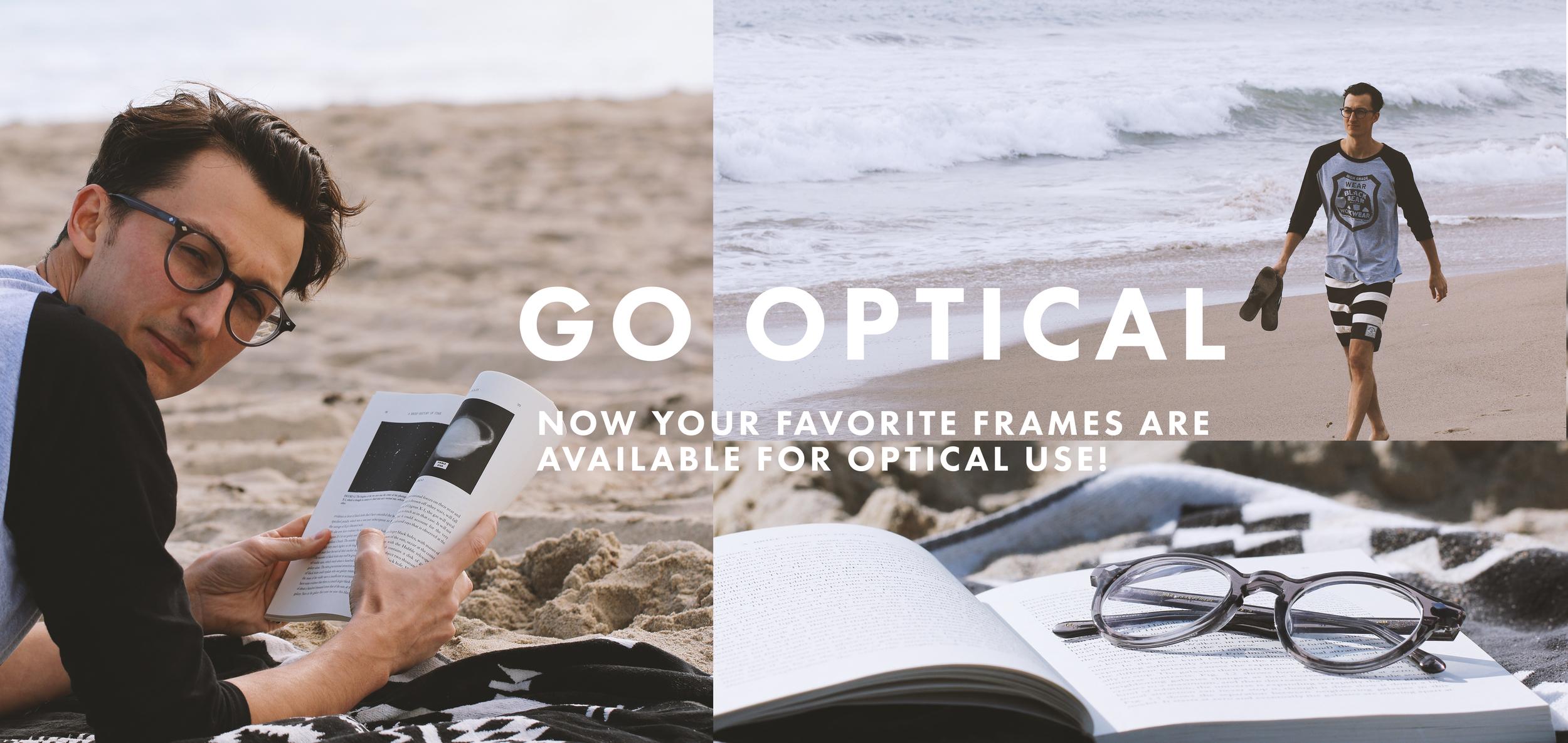 Made In USA Optical Eyewear