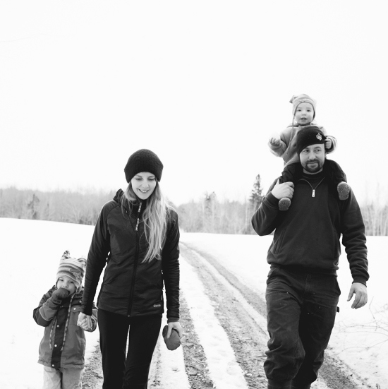Cosman & Webb Family, Maple Syrup Producers
