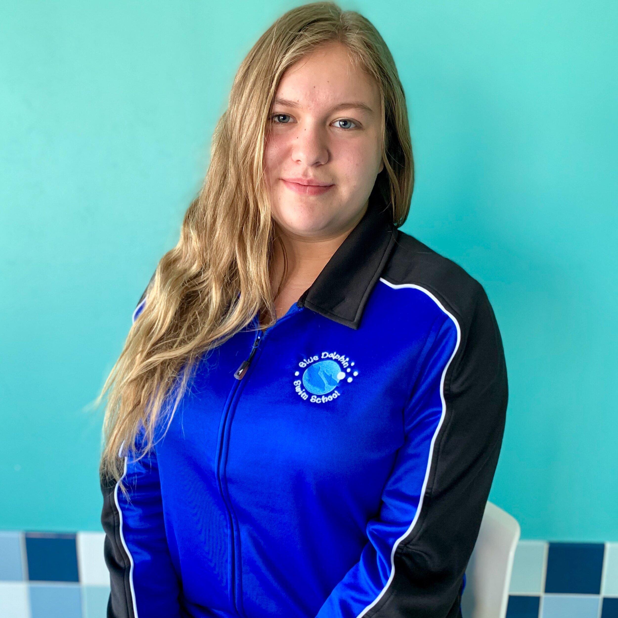 MISS VAHLERA - Learn to Swim Instructor