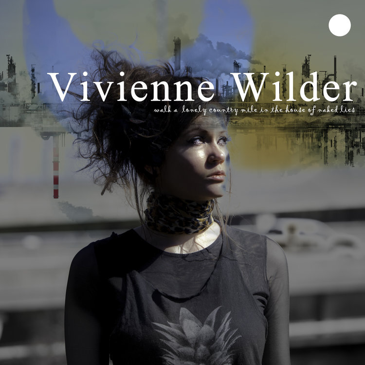 COVER ART FOR INDIE MUSICIAN VIVIENNE WILDER