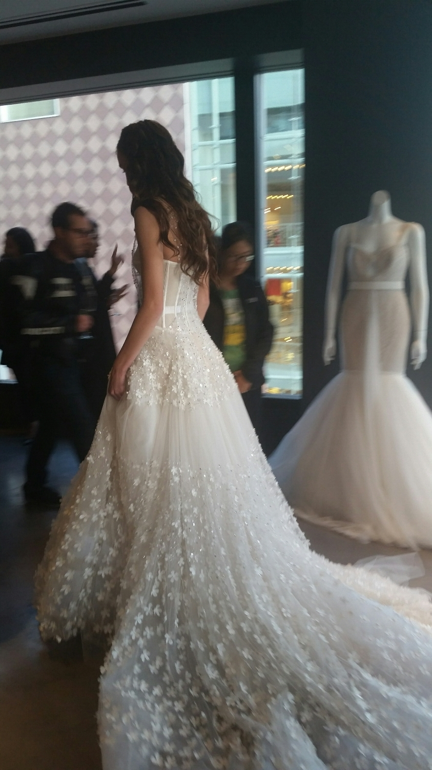 Vera Wang Bridal 2016 Launch