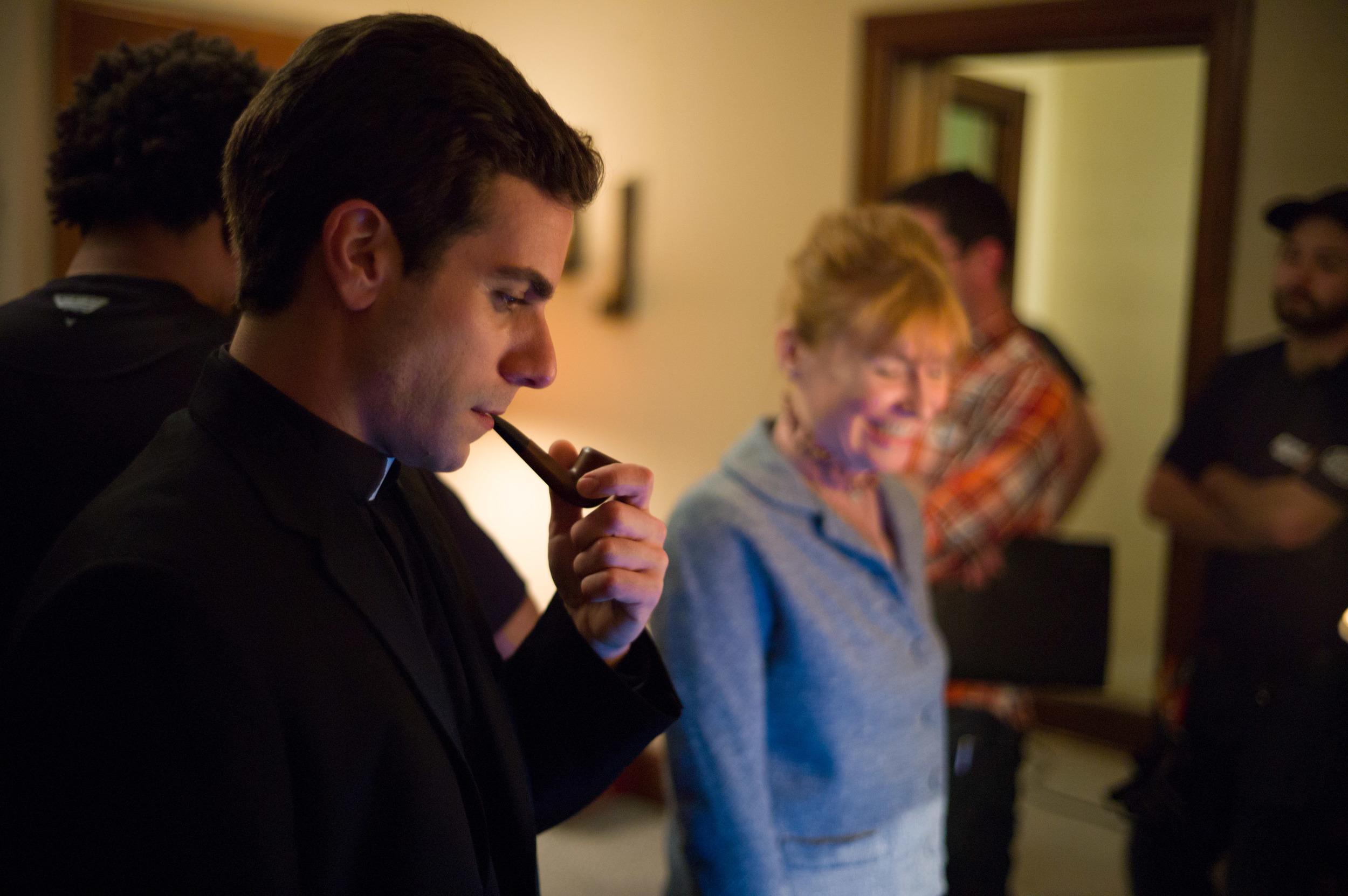 Frank de Julio as Father Ken Untener.