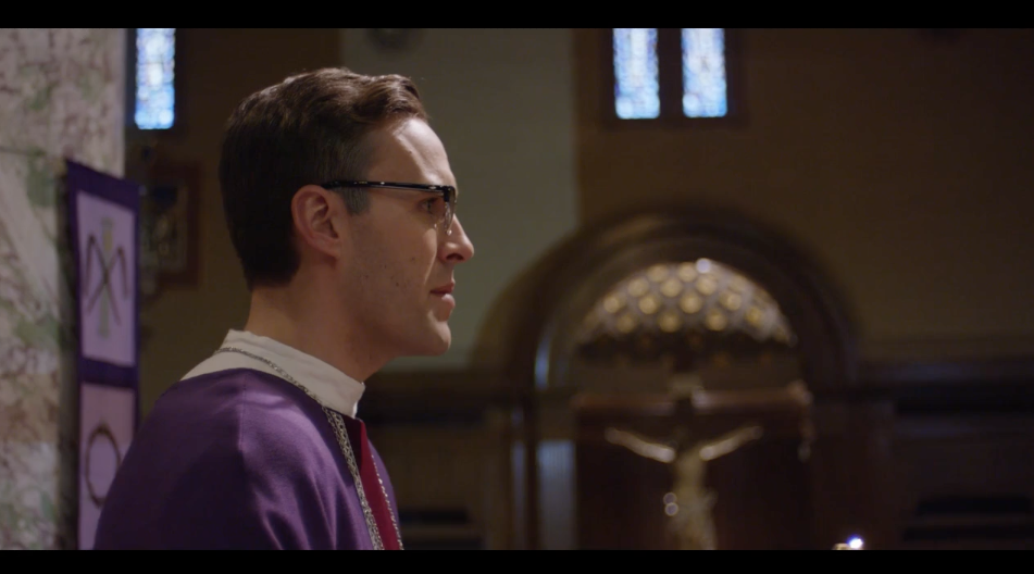 Jonathan C. Stewart as Bishop Thomas Gumbleton.