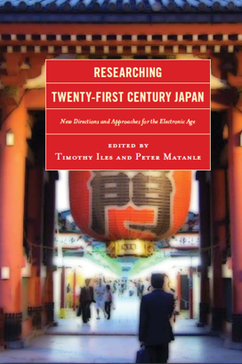 Click here to go to the Lexington Books website for      Researching Twenty-First century Japan
