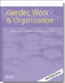 Working Women in Japanese Manga  (Gender, Work & Organization, 2014)