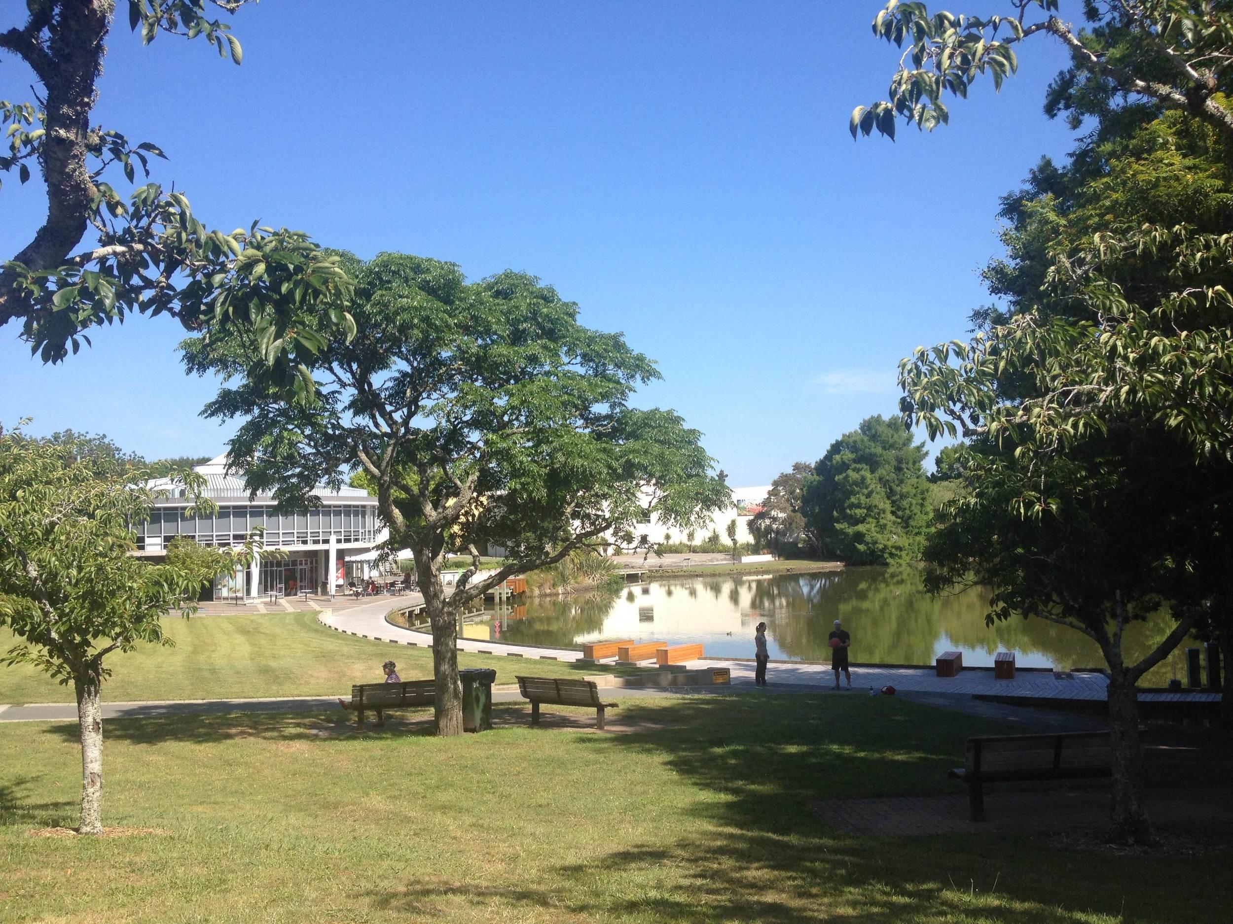 University of Waikato, New Zealand.