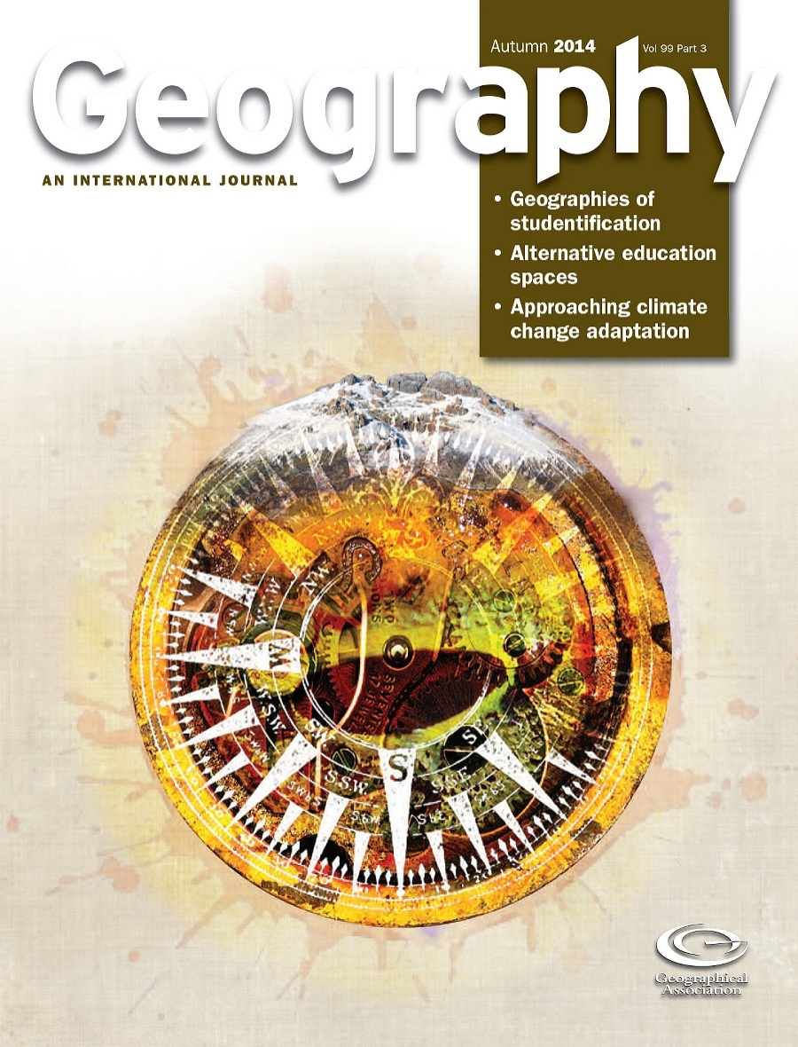 Post-disaster recovery in ageing and declining communities  (Geography, 2013)
