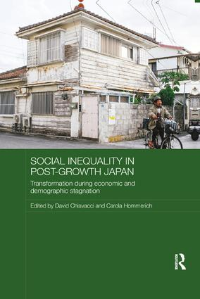 Understanding the Dynamics of Regional Growth and Shrinkage in Japan  (2017)