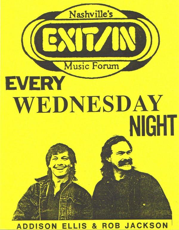 Addison Ellis & Rob Jackson, 1987