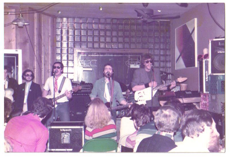 The Shades, 1983