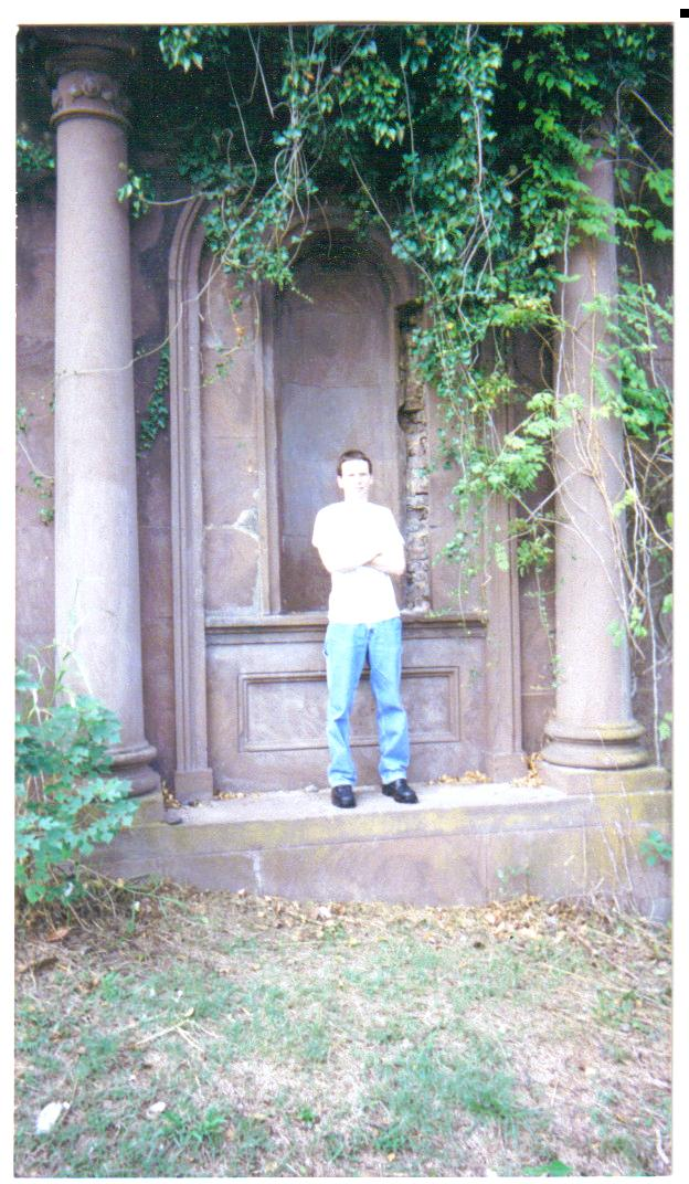 Jason Perry - Rose Hill Cemetery