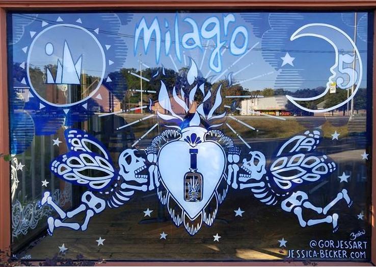 """MILAGRO/MIRACLE"" RESTAURANT TACOLU"