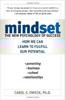 World-renowned Stanford University psychologist Carol Dweck, in decades of research on achievement and success, has discovered a truly groundbreaking idea–the power of our mindset.  Dweck explains why it's not just our abilities and talent that bring us success–but whether we approach them with a fixed or growth mindset. She makes clear why praising intelligence and ability doesn't foster self-esteem and lead to accomplishment, but may actually jeopardize success. With the right mindset, we can motivate our kids and help them to raise their grades, as well as reach our own goals–personal and professional. Dweck reveals what all great parents, teachers, CEOs, and athletes already know: how a simple idea about the brain can create a love of learning and a resilience that is the basis of great accomplishment in every area.