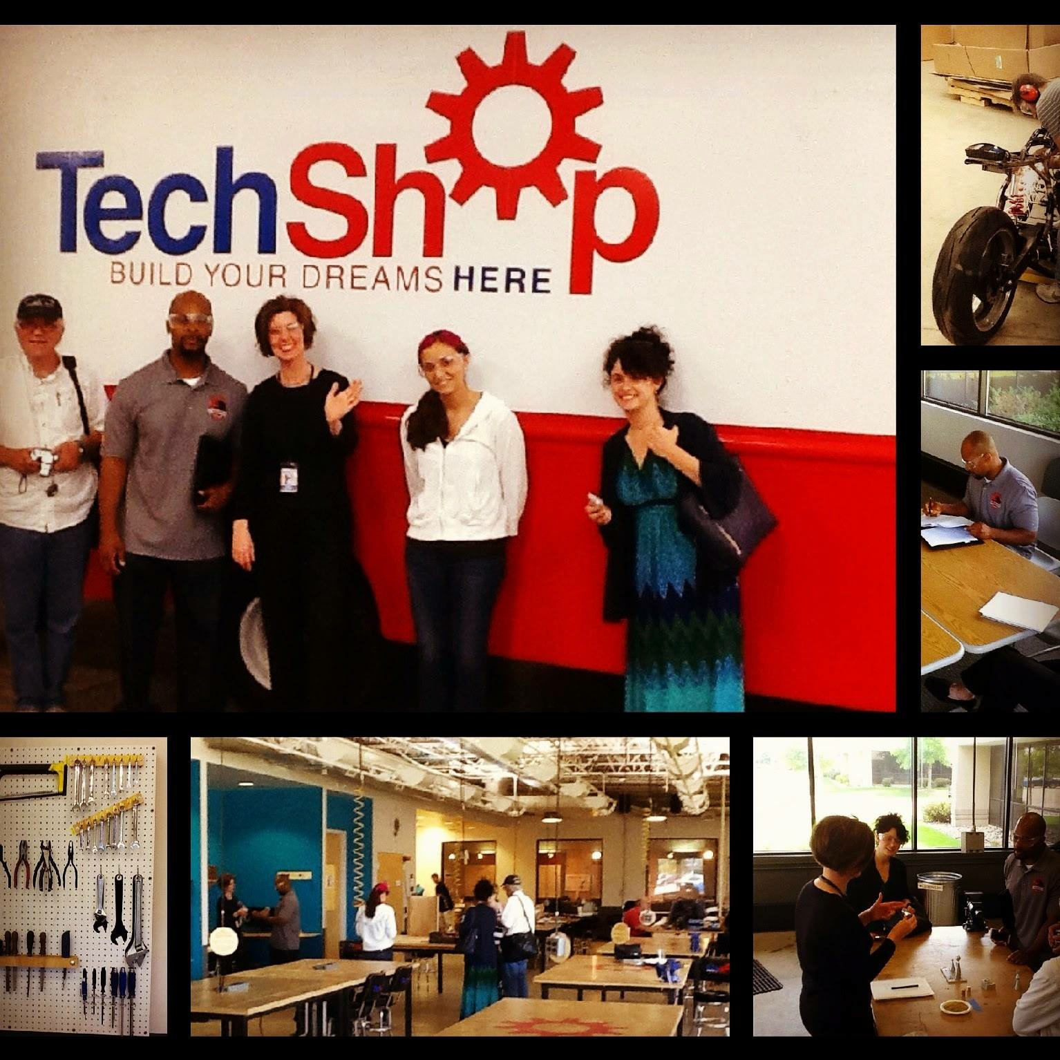 Pontiac Schools Tour to Tech Shop with Richard Bell - Innovation District Development Work.jpg