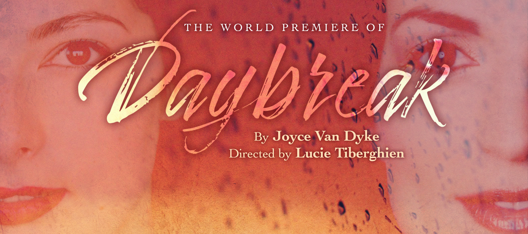 Daybreak is produced by PanAsian Repertory Theatre. Tickets are available at  WWW.TELECHARGEOFFERS.COM . Code TRDAYA. Show previews April 21, opens April 26 and runs until May 13, 2018.