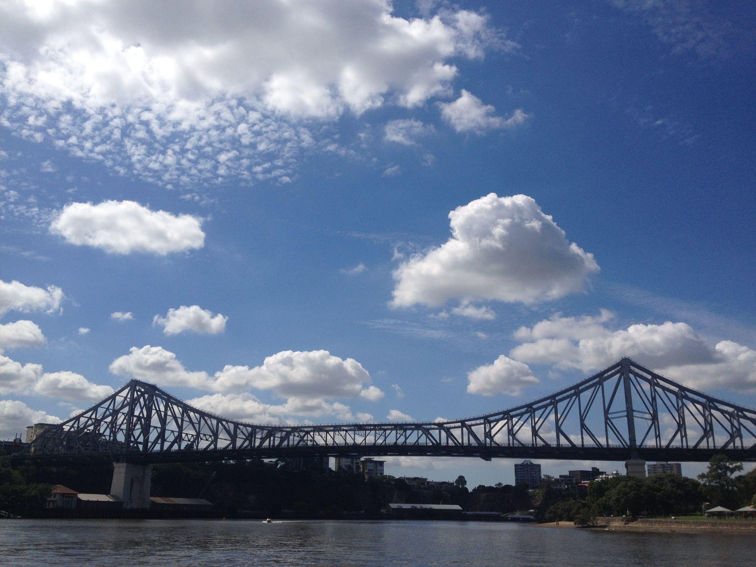 Story Bridge by day.