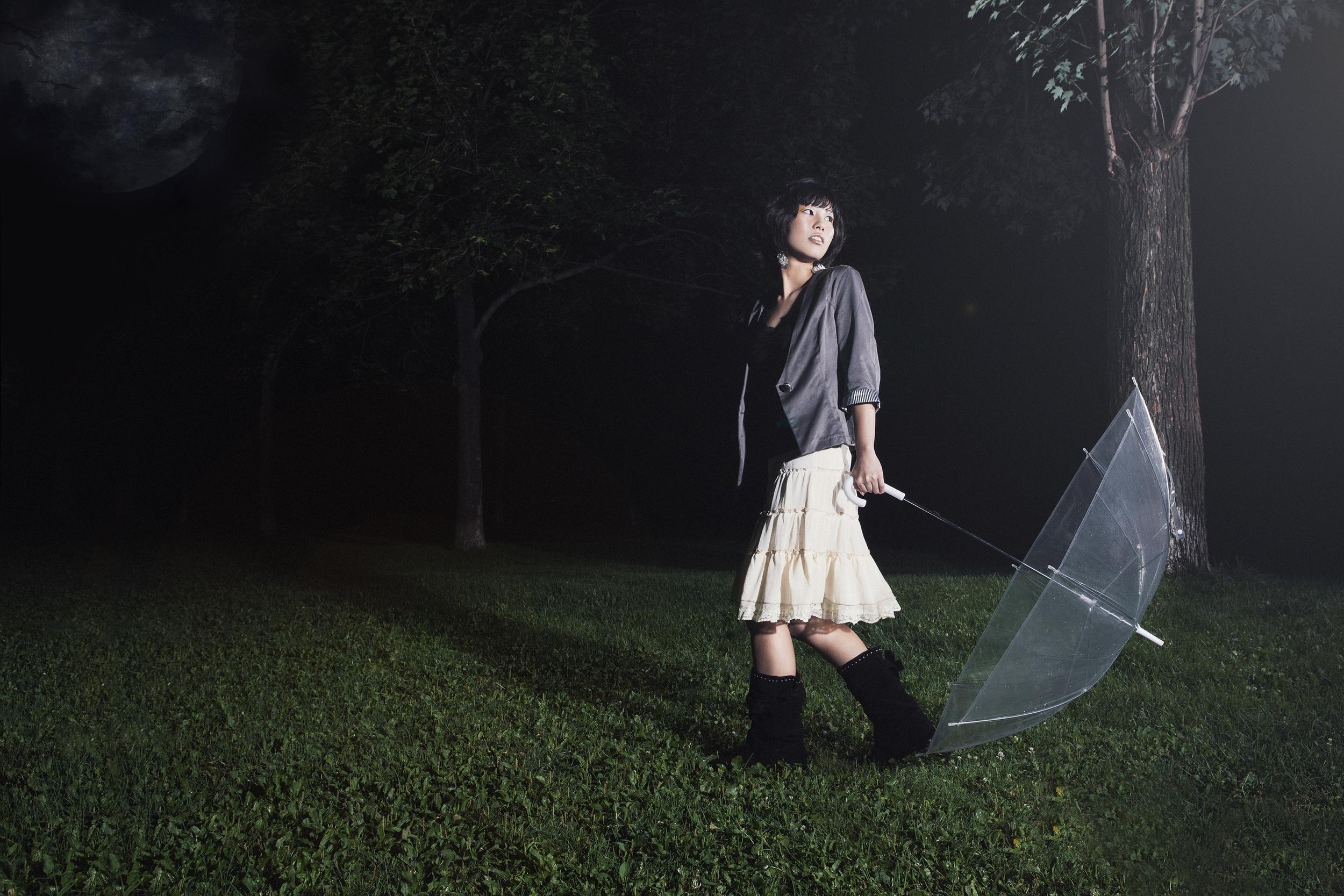 Photo Credits   Model - Yuria   Photography & retouching - Emilie Tournevache