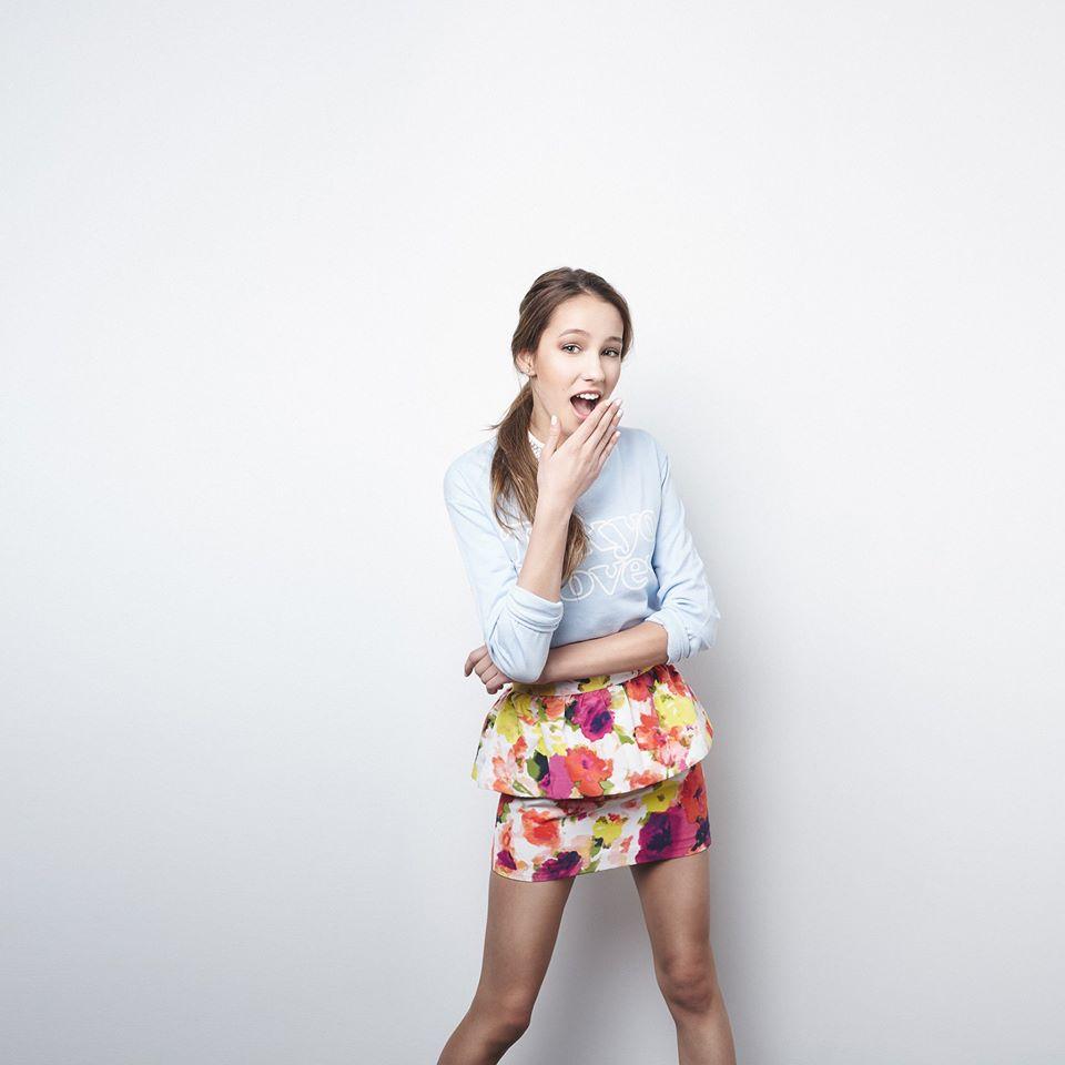 Model | Modèle - Ambra Agency | Agence - Orange Model Management Inc.  Stylist | Stylisme - Élyse Kim & Ébonie Vezina @ Enjoy Everything  HMUA | Coiffure&Maquillage - Alexandra Lado Roy