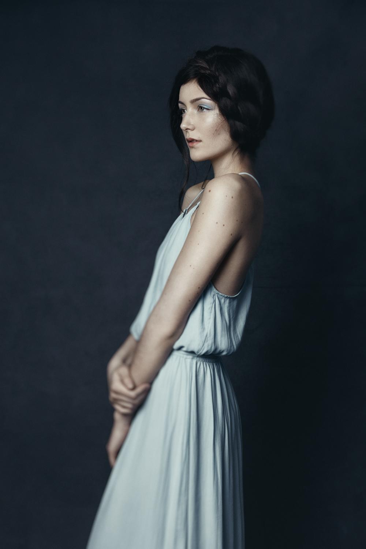 Model | Modèle - Carina from@ DULCEDO Model Management  Stylist | Stylisme - me HMUA | Coiffure&Maquillage - Alexandra Lado Roy.