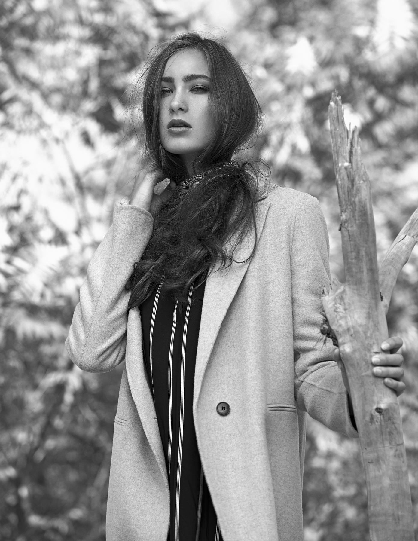 Emilie Tournevache Fashion Portrait Photographer Montreal
