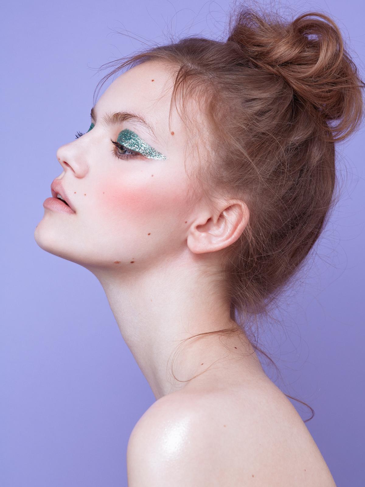 Emilie Tournevache Beauty Fashion Portrait Photographer Montreal