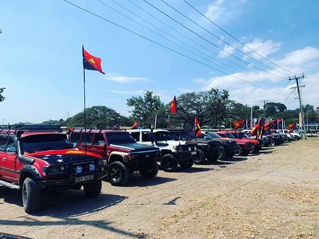 This week marked the 44th Independence Day for PNG. Celebrations took place across the nation and it was great to be part of such memorable activities!  The 4x4 community is forever growing in PNG and we will continue to support those who support us. @4wheelingpng @pais_offroad_png being part of the many followers from our neighbours.  @juzztan #trakpro #trakpropng #png #44independencepng #4x4 #outdoors #4x4nation #celebrations #vogueindustries #pomponazzi #4wheelingaustralia #4wheelingpng #unitywalk #ilovepng #amazingportmoresby