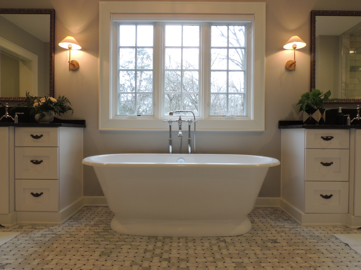 Bathroom Remodel Projects — Indianapolis Remodeling ...