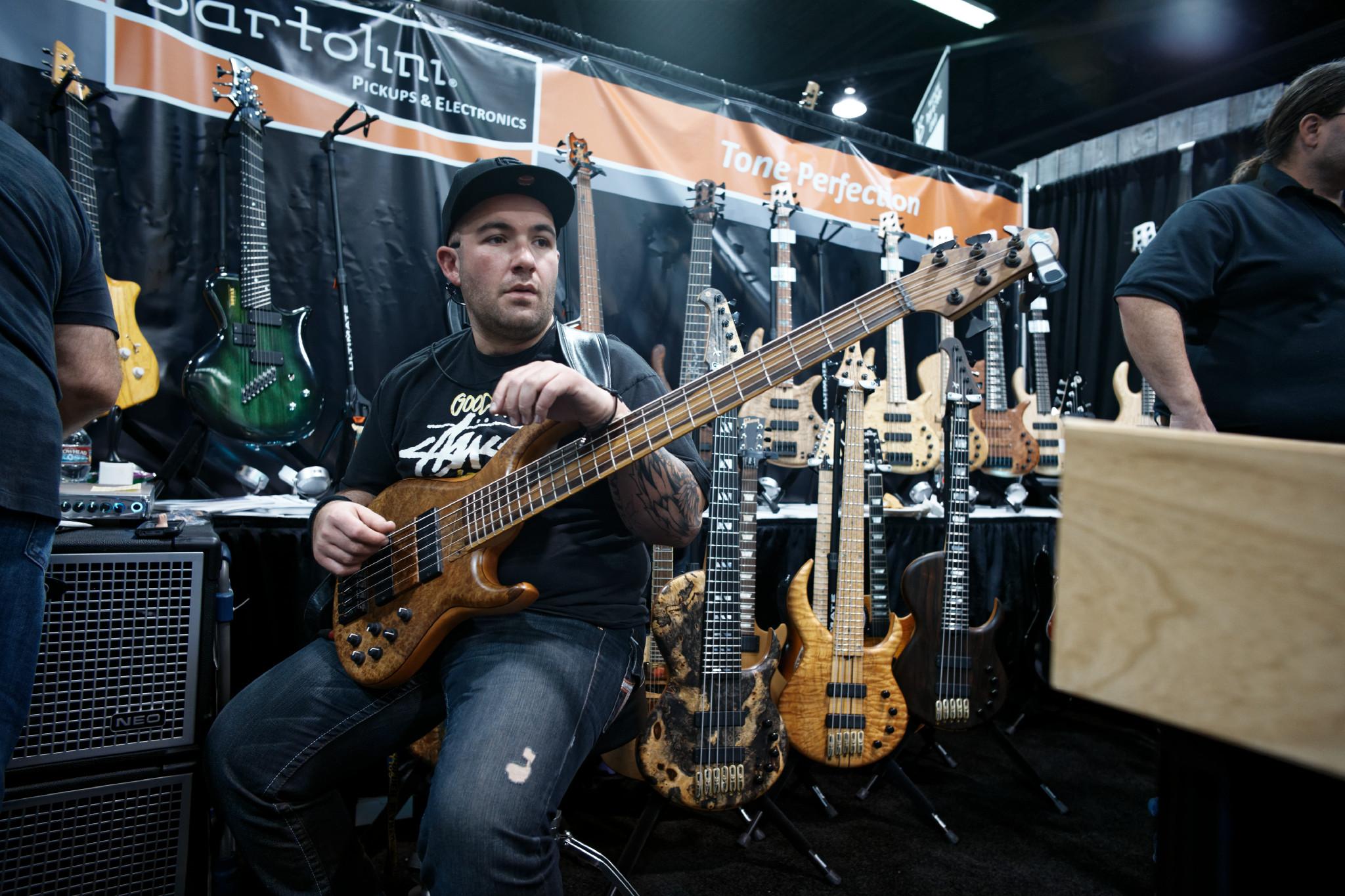 Vik Momjian's Bass