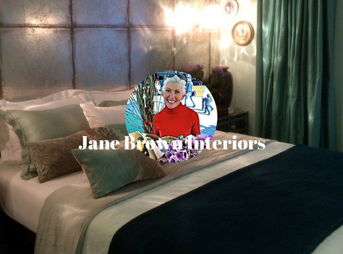 Jane Brown, Jane Brown Interiors, Bellevue Hill Australia