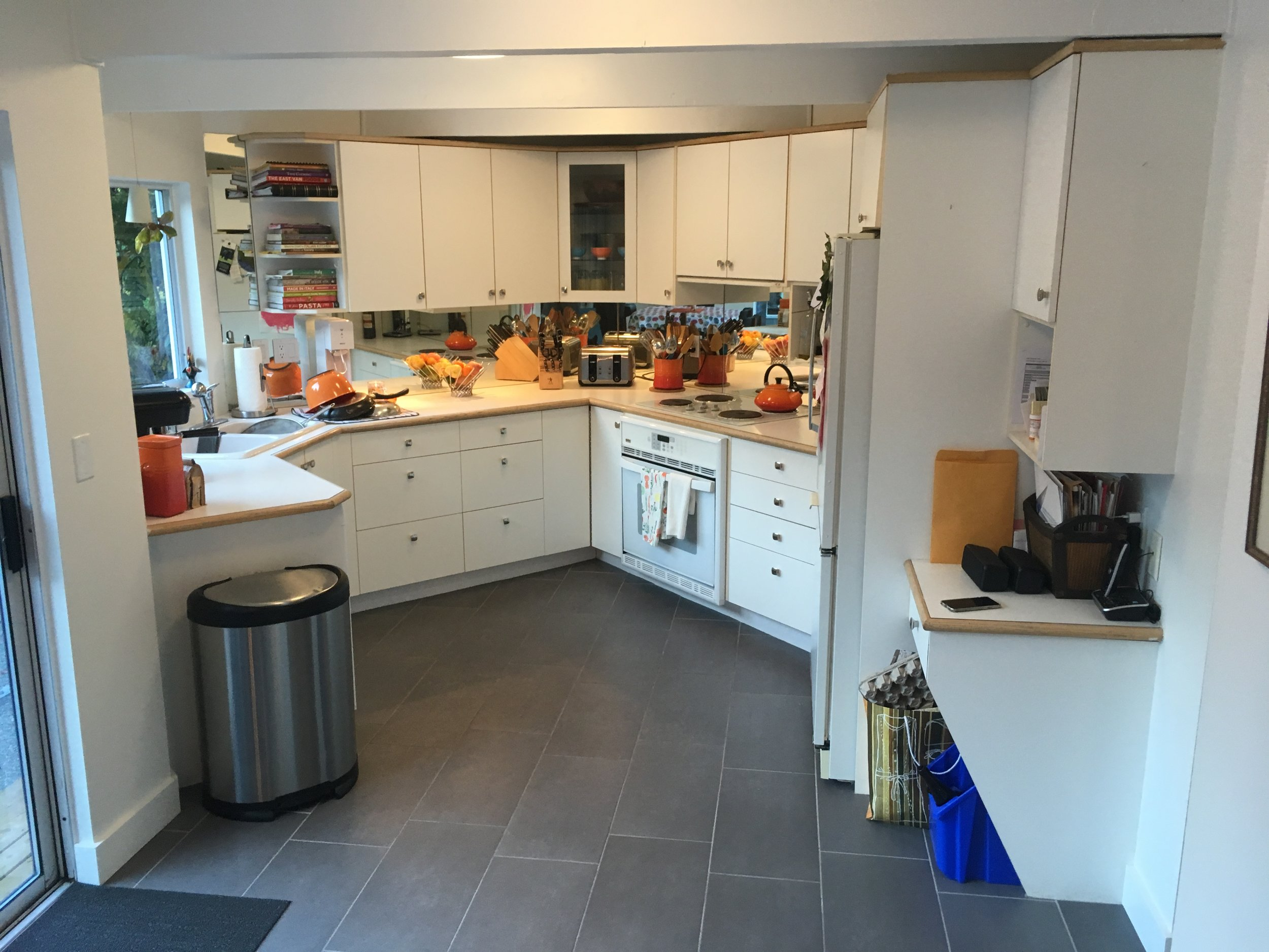 West Vancouver Kitchen Renovations