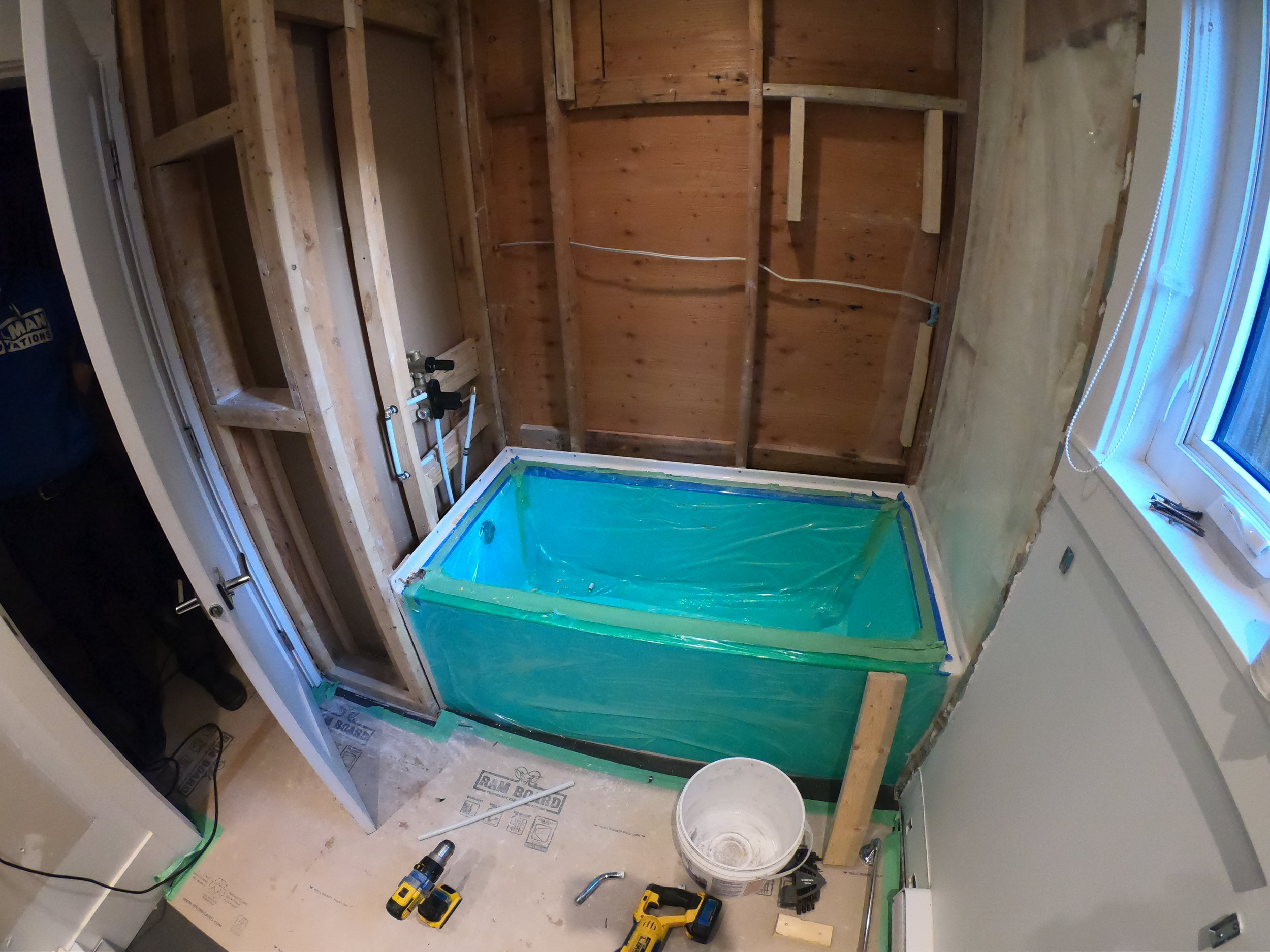 North Vancouver Bathroom Renovation