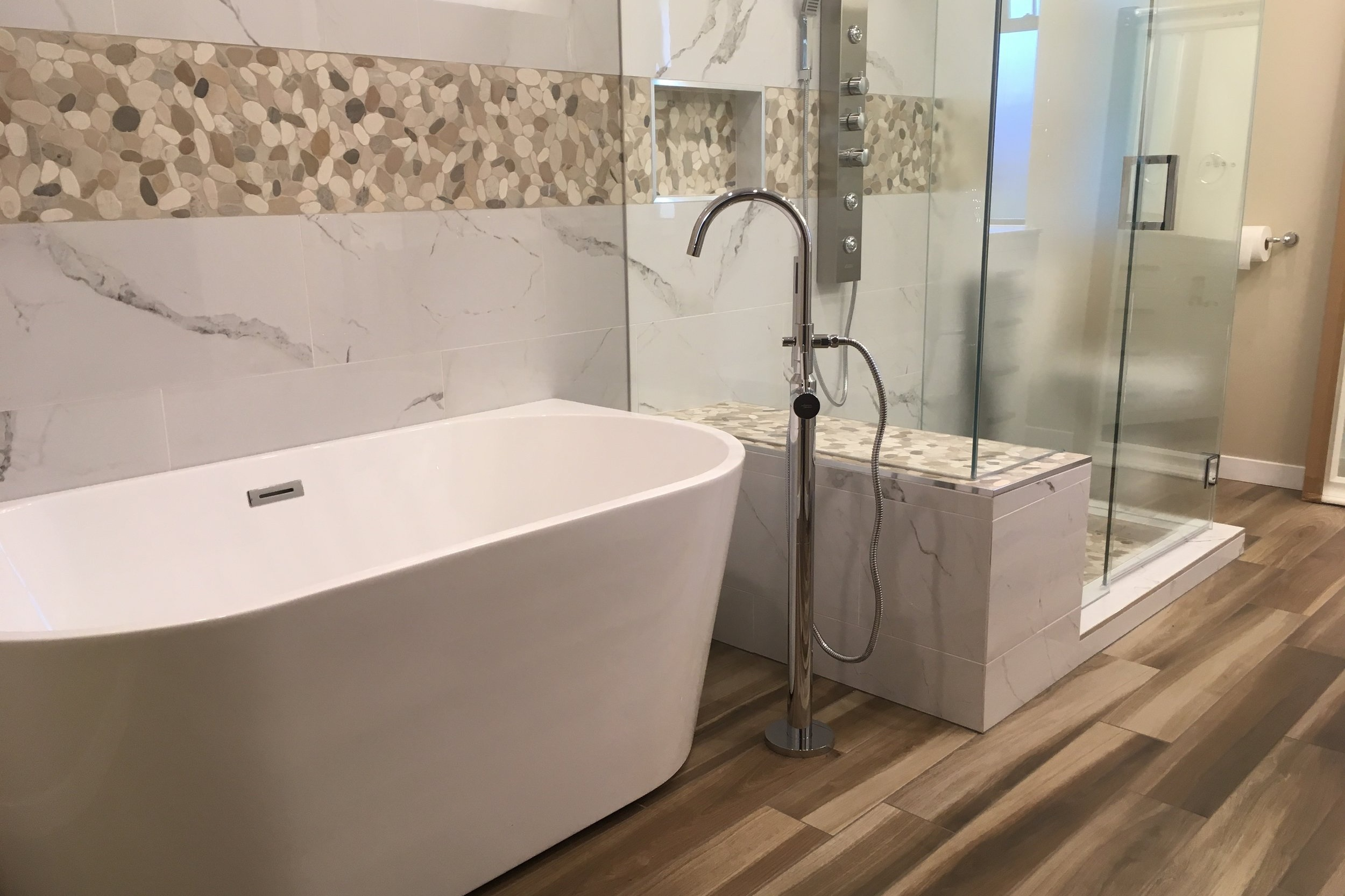 Experienced Bathroom Renovation Contractor In North Vancouver Heilman Renovations North Vancouver Renovation Contractor