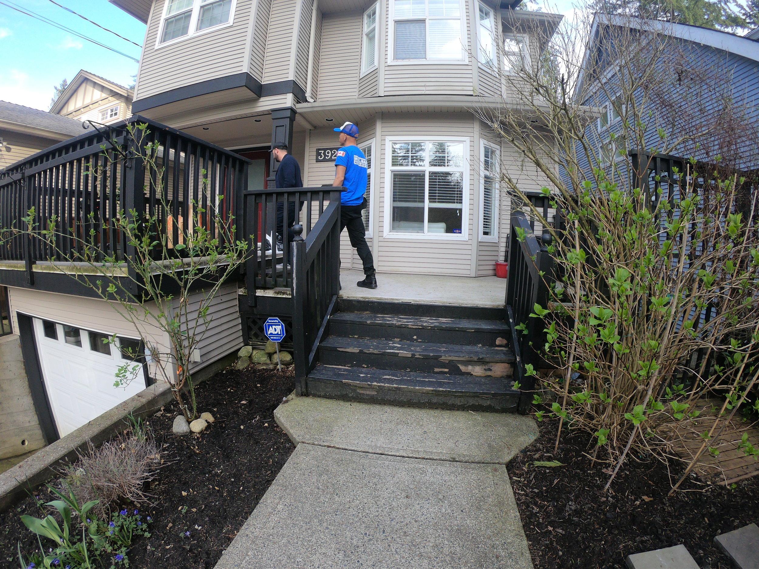 North Vancouver Deck Builders
