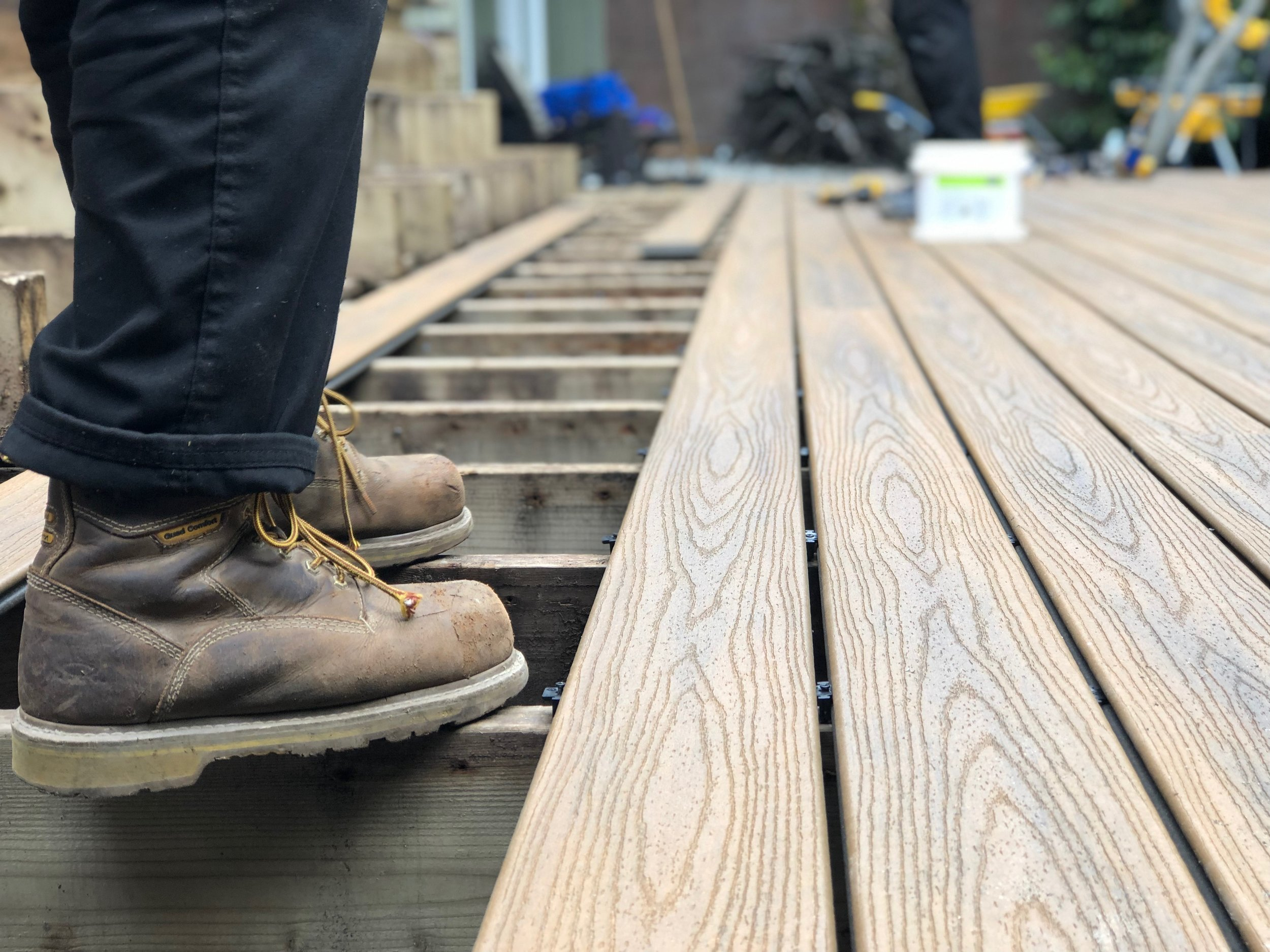 North Vancouver Deck Builders
