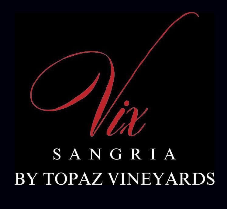 Vix Sangria by Topaz Vineyards